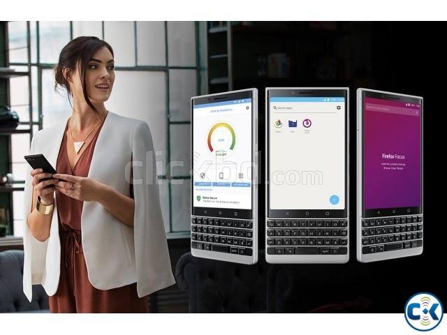 Brand New BlackBerry KEY2 6 64GB Sealed Pack 3 Yr Warranty | ClickBD large image 4