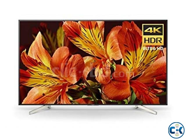 Sony KD-85X9000F 85 4K UHD HDR LED TV BEST PRICE IN BD | ClickBD large image 0