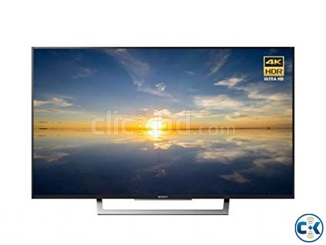 186891bf4a073 Sony Bravia X8000E 49 4K HDR Smart LED TV PRICE IN BD