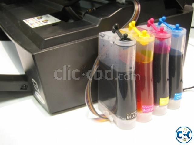 Ink Tank CISS for Canon Printer | ClickBD large image 0