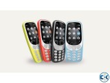 Nokia 3310 Mobile 7 Days Replacement Guarantee