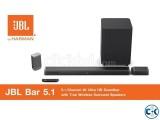 JBL Bar 5.1 TRUE Wireless SoundSystem