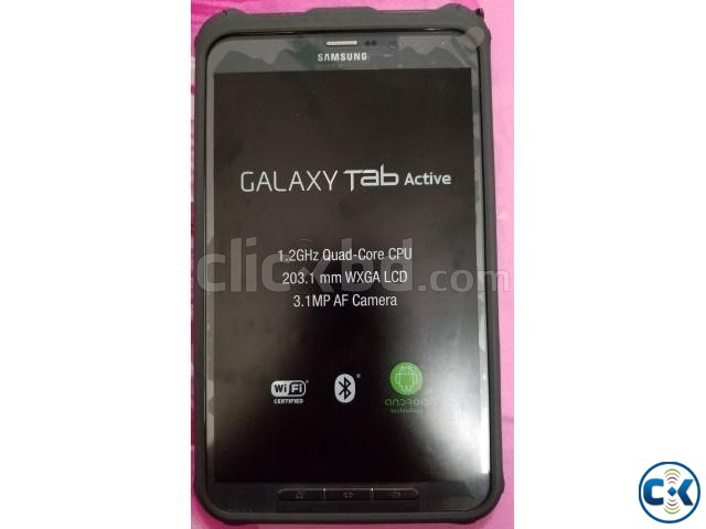 Galaxy Tab Active SM-T65F0 | ClickBD large image 0