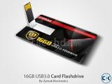 Zymak Card Pendrive 16GB Pen drive- Best Pen drive