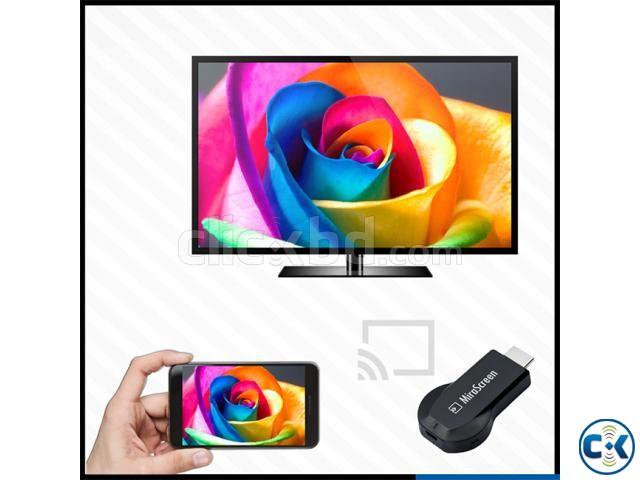 Mirascreen Chromecast Wireless Display Adapter Miracast | ClickBD large image 0