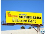 LED or PVC Billboard Acrylic Neon Signboard Rent or Make BD