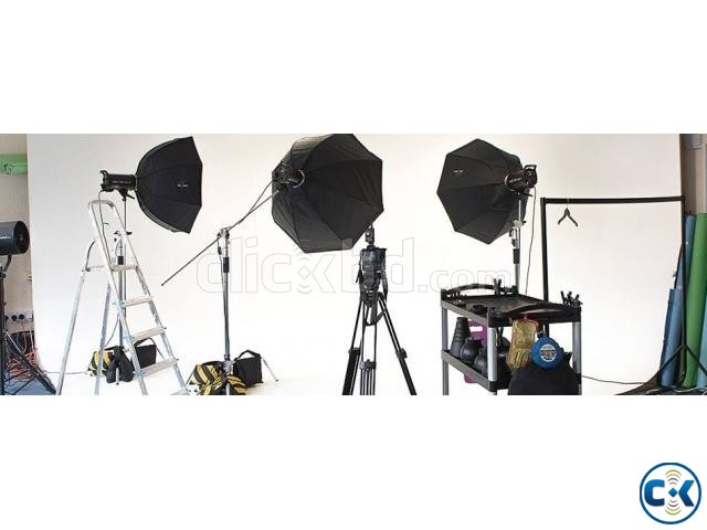 Product Photography or TVC AD Making or Animation | ClickBD large image 1