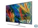 55 inch SAMSUNG Q7F QLED 4K TV