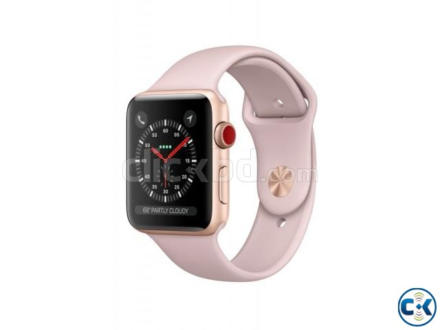 Apple Watch series 3 Brand New | ClickBD large image 1