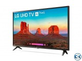 NEW 50 LG UHD HDR 4K IPS LED SMART TV INTACT BOX