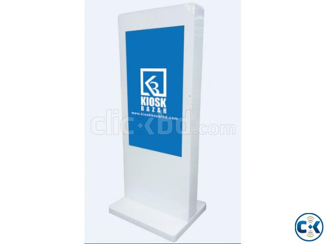 Tower Slim Information Signage   ClickBD large image 0