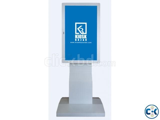Digital Floor Stand Signage | ClickBD large image 0