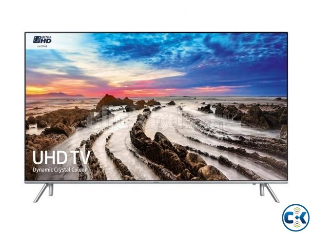 82 Samsung MU7000 Dynamic Crystal Colour Ultra HD 4K HDR TV | ClickBD large image 1