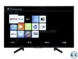 43 X7000F Sony Bravia 4K HDR TV