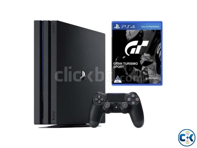 Sony PS4 500GB HDD Game Console BEST PRICE IN BD | ClickBD large image 1