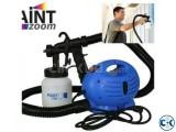 Virtual electric paint sprayer Gun