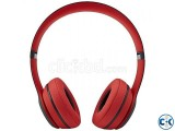 Beats Solo2 TM-019 Wireless Bluetooth Headphones - Black and