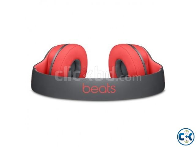 Beats Solo2 TM-019 Wireless Bluetooth Headphones - Black and | ClickBD large image 1