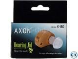 Axon k 80 with warranty 01618657070