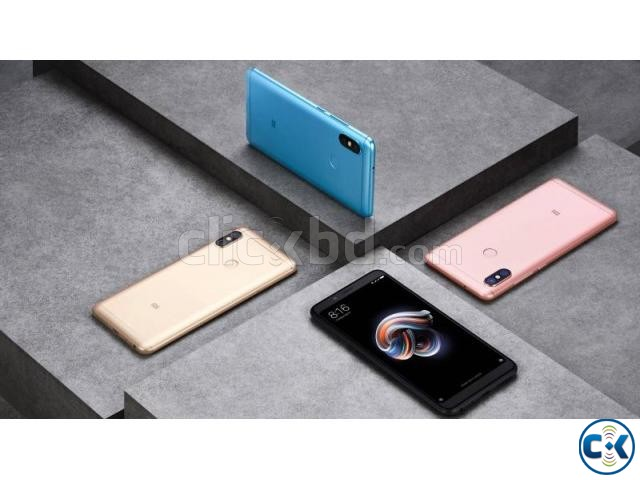 Brand New Xiaomi Mi Note 5 4 64GB Sealed Pack 3 Yr Warrnty | ClickBD large image 0