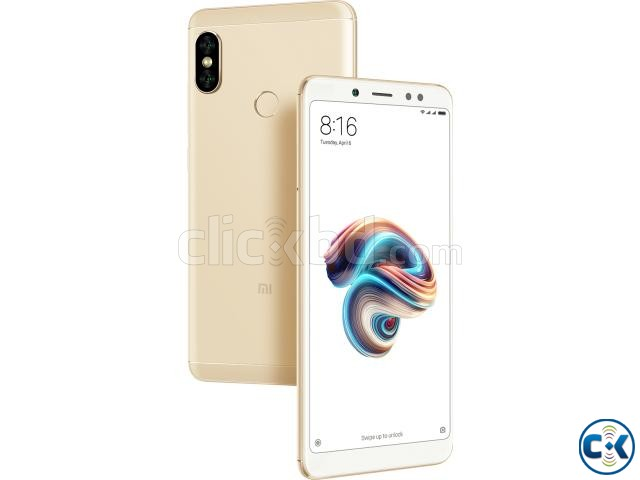 Brand New Xiaomi Mi Note 5 4 64GB Sealed Pack 3 Yr Warrnty | ClickBD large image 2