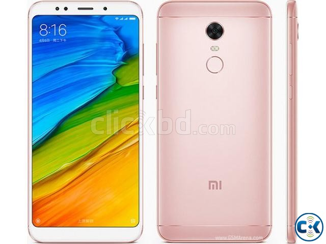 Brand New Xiaomi Redmi 5 64GB Sealed Pack 3 Yr Warrnty | ClickBD large image 1
