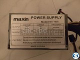 Maxin 600W Power Supply