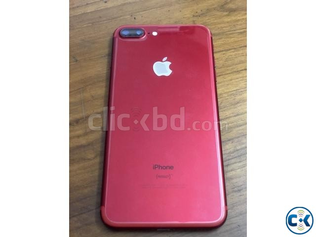 iPhone 7 Plus Product Red | ClickBD large image 1