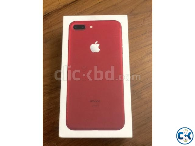 iPhone 7 Plus Product Red | ClickBD large image 2