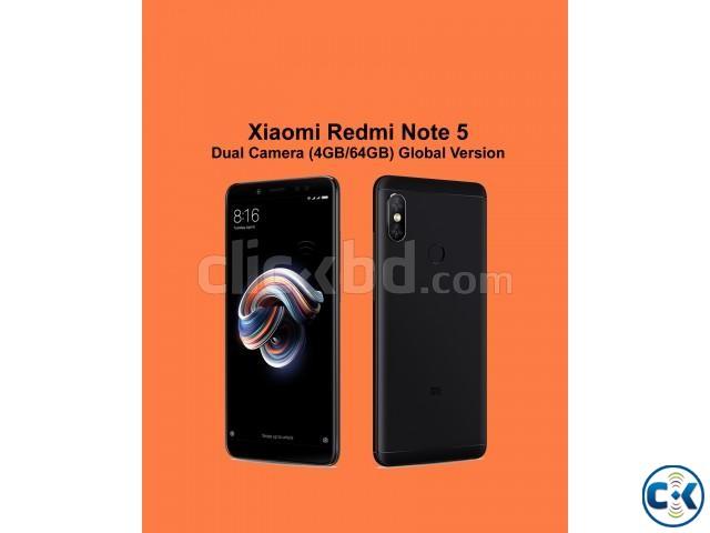 Xiaomi Redmi Note 5 Global version 4GB 64GB Intec Box | ClickBD large image 0