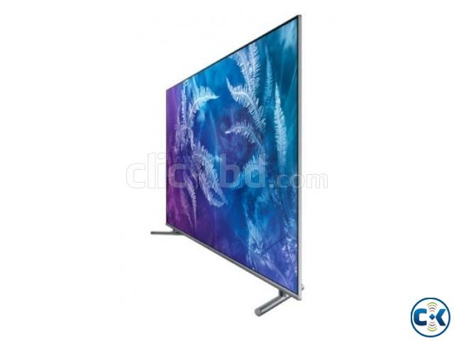 SAMSUNG 55Q6F 4K HDR1000 SMART QLED TV 01730482941 | ClickBD large image 0