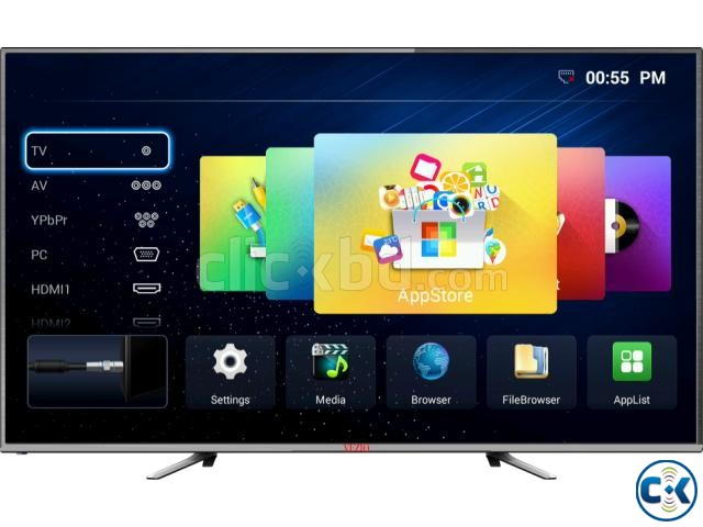 VEZIO 65 Android Smart LED TV | ClickBD large image 1