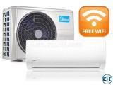 Accurate BTU 18000 Midea Air Conditioner