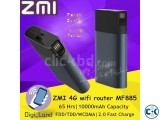 10000 mAh MI 4G WIFI Portable Pocket Router