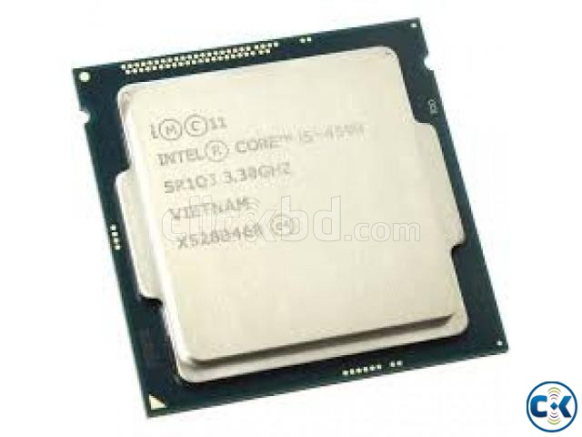 Intel Core i5-4590 Processor | ClickBD large image 0