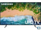 new Samsung Original 43 inch 4K UHD HDR TV NU7100