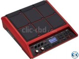 Roland spd-sx Red Version call-01758-153560