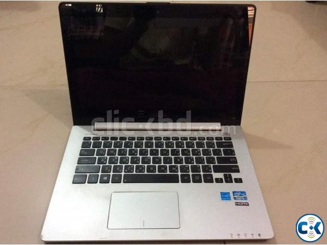 Asus vivobook touch core i5 | ClickBD large image 2
