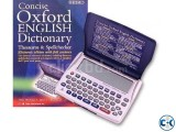 Seiko ER6100 Concise Oxford English Dictionary