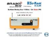 Solar IPS Sukam 1100va 12v Solar IPS Imported 100 Original