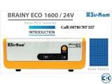 Solar IPS Sukam 1600va 24v Solar IPS Imported 100 Original