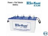Sukam Tubular Battery 100 original Imported