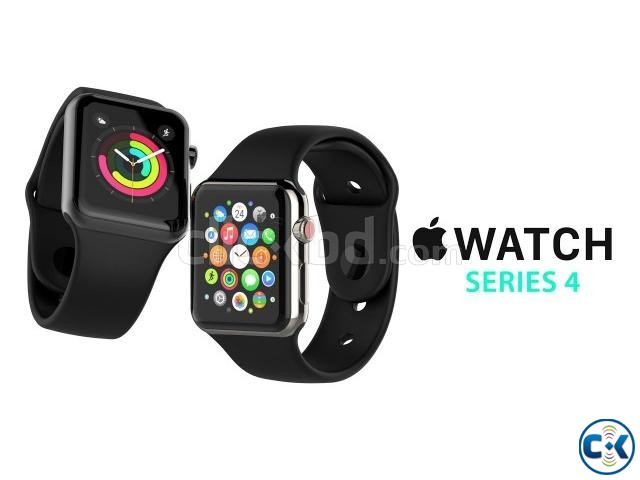 Apple Watch Series 4 44mm Sports Sealed Pack | ClickBD large image 0
