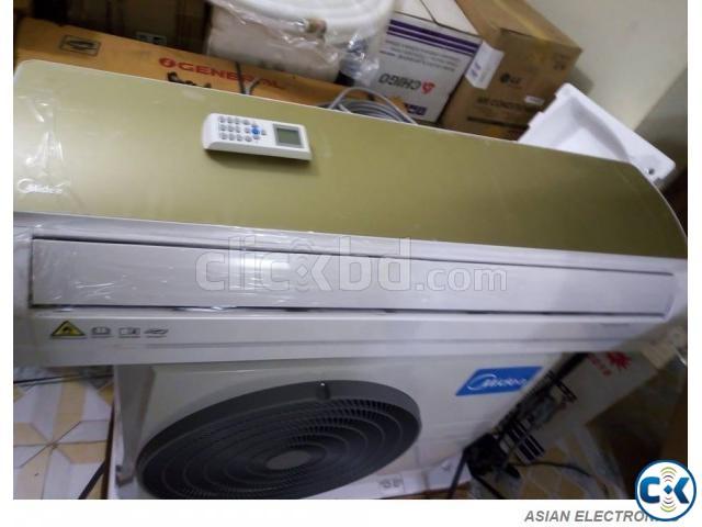 MIDEA Split Type Air Conditioner AC 1.5 Ton | ClickBD large image 1