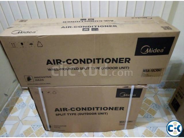 MIDEA Split Type Air Conditioner AC 1.5 Ton | ClickBD large image 4