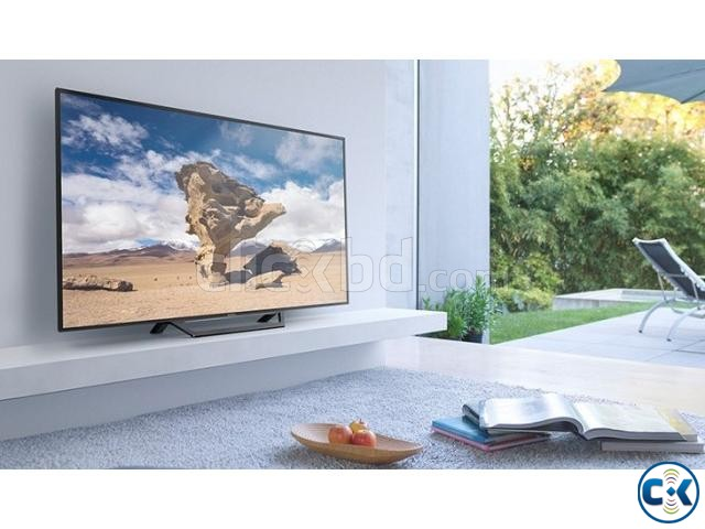 New Sony Bravia W602D 32 Wi-Fi USB YouTube Smart LED TV | ClickBD large image 0