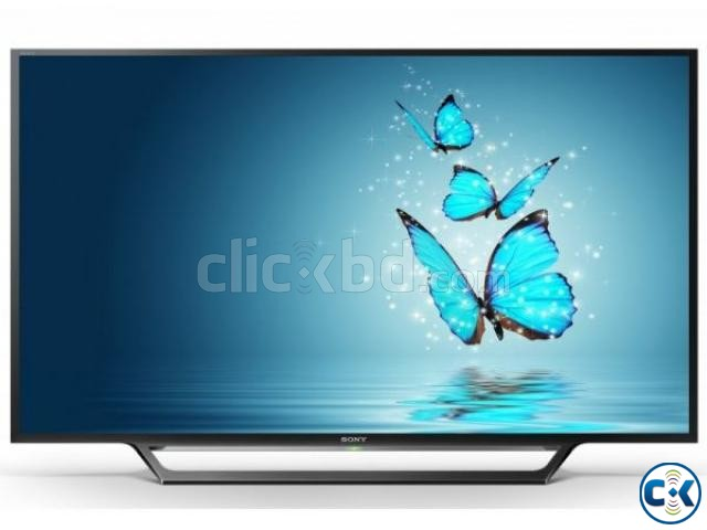 New Sony Bravia W602D 32 Wi-Fi USB YouTube Smart LED TV | ClickBD large image 3