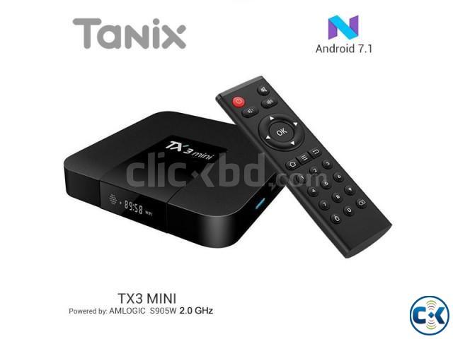 Tanix TX3 mini 2 16G Android 7.1 TV Box | ClickBD large image 0