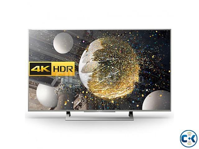 X7000E Sony Bravia 55 inch X7000E 4K SMART TV | ClickBD large image 0