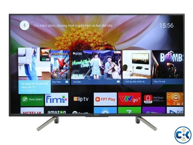 Sony Bravia X7500F 4K UHD 49 High Dynamic Android LED TV | ClickBD large image 2